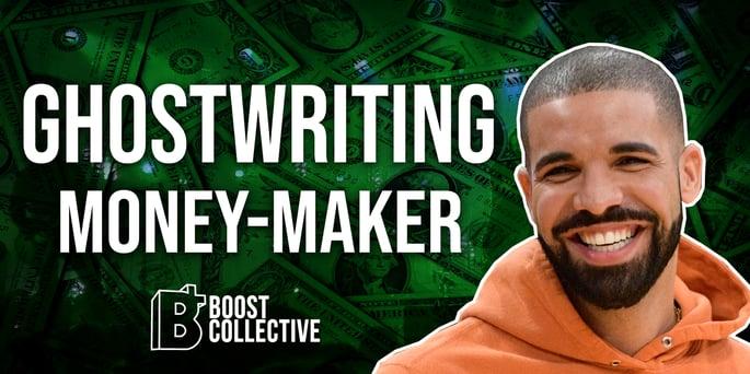 How Ghostwriting Will Kickstart Your Music Career