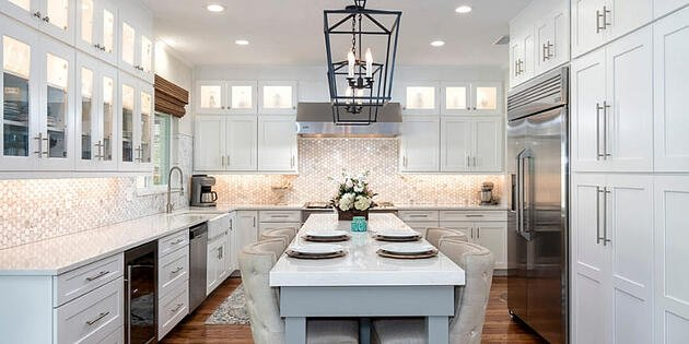 How Long Does a Kitchen Remodel Take in Alachua County?