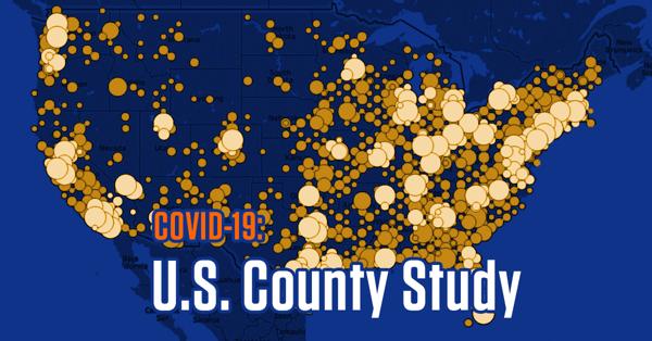 Dataminr COVID-19 U.S. County Study