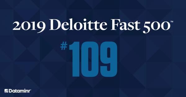 Dataminr Named to Deloitte's 2019 Technology Fast 500™