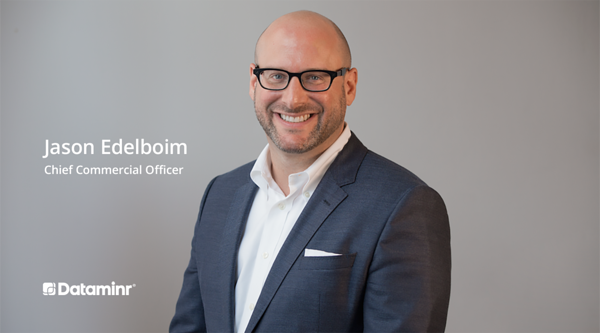 Leading AI Company Dataminr Appoints Former Cision Executive Jason Edelboim as Chief Commercial Officer