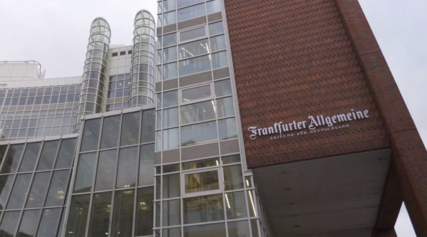 How German Newspaper FAZ Uses Dataminr to Break News Faster