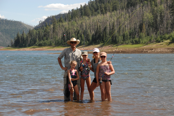 dude ranch vacation, fly fishing, fishing, fun