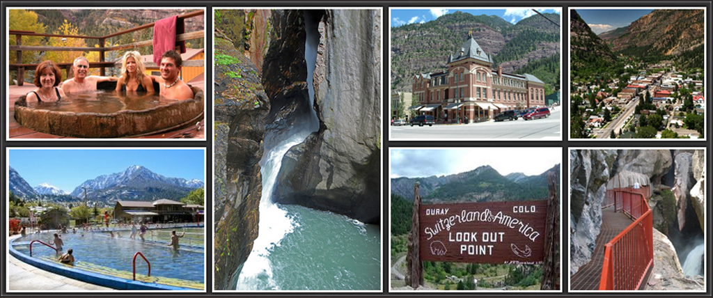 dude ranch vacations Ouray