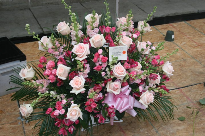 Above Beyond The Quest For Perfect Personalized Funeral Flowers