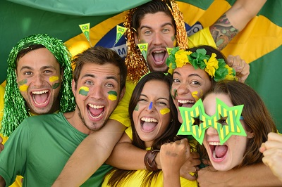 Brazil Celebrations teaching abroad