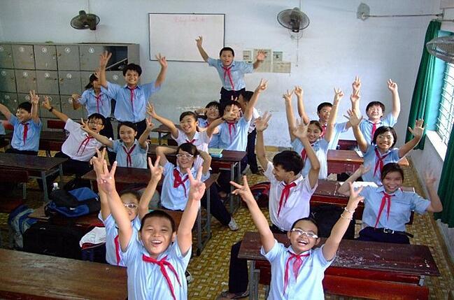 TEFL Classes in Hanoi, Vietnam
