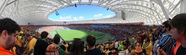 Futebol in Brazil