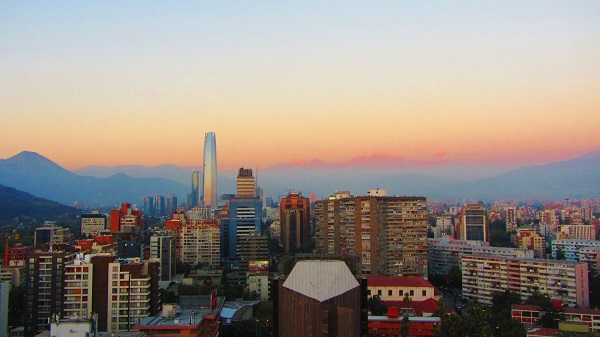 Teaching English in Santiago, Chile