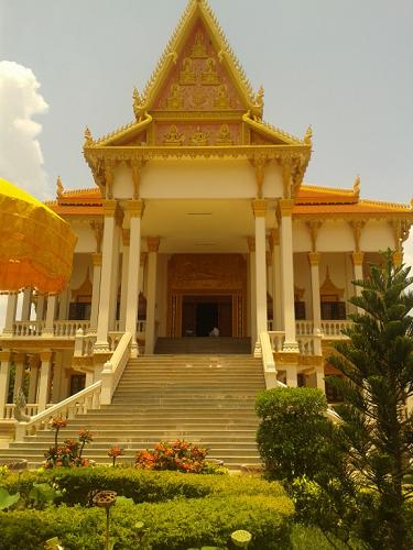 ITA Alumni Collen Kriel travelind Thailand