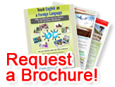 Request a free brochure on TEFL certification