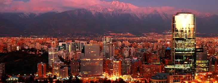 teach English in Santiago Chile