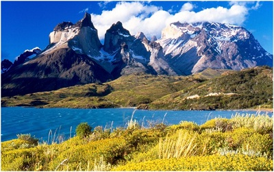 teach english torres del paine