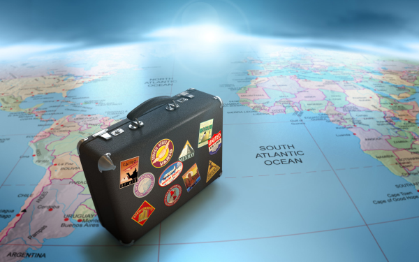 travel around the world and  teach English on a budget