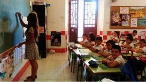 Jo Louziotis - ITA graduate teaching English in Spain