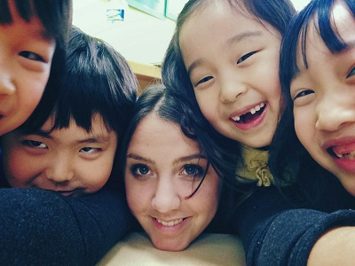 Laura Nalin - Teaching English in Seoul, Korea