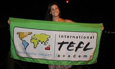 Ayn-Marie Hailicka Teaching English in Istanbul