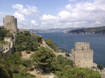 Ayn-Marie Hailicka Teaching English in Turkey