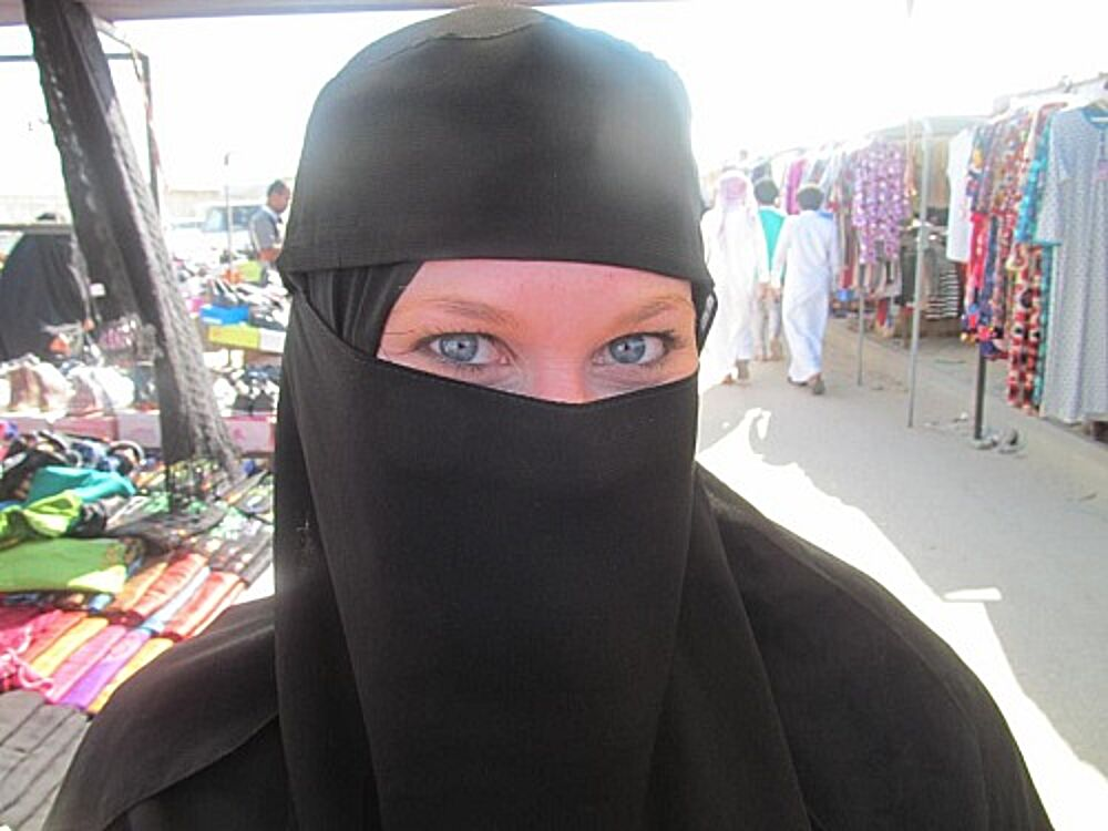 How a Kentucky Girl Found Herself Teaching English in Saudi Arabia