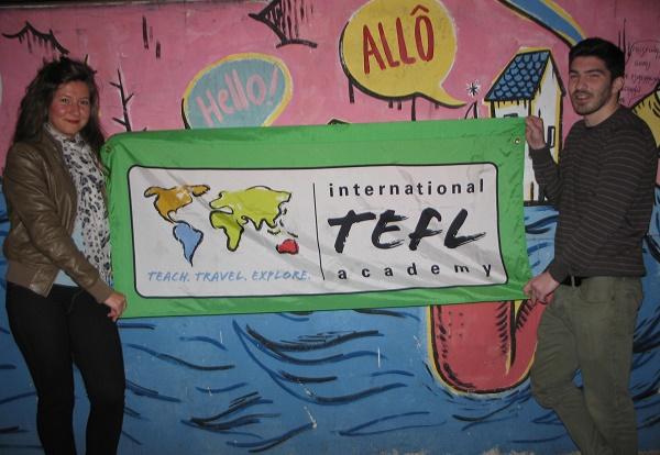 Teaching English in Buenos Airea
