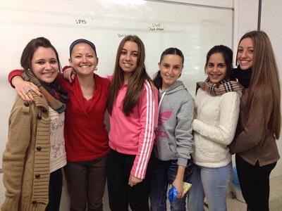 visas for teaching English in Barcelona, Spain