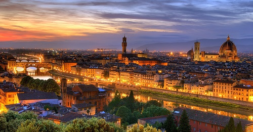 A Day In the Life of a Student in the Florence, Italy TEFL Class