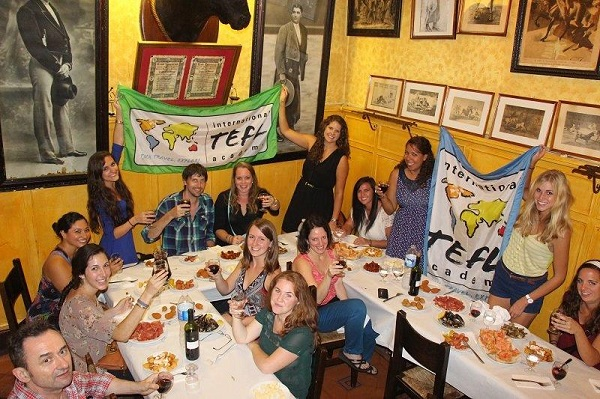 International TEFL Academy Barcelona
