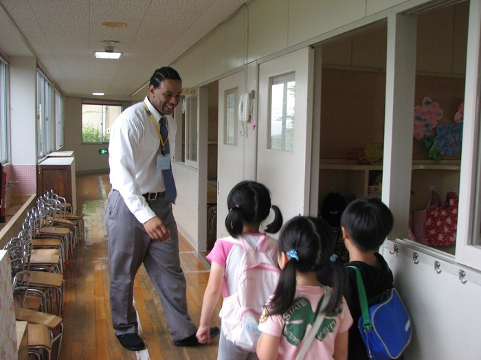Teaching English in Japan