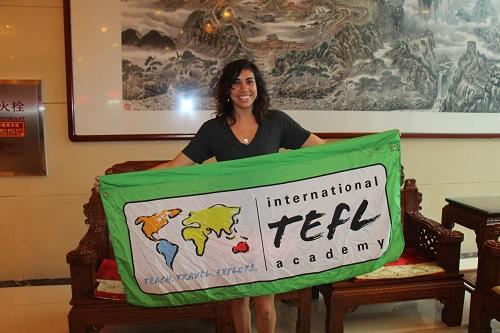 erin draycott international tefl academy china 1