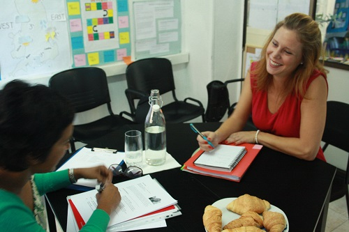 Tips for working as a private English tutor abroad