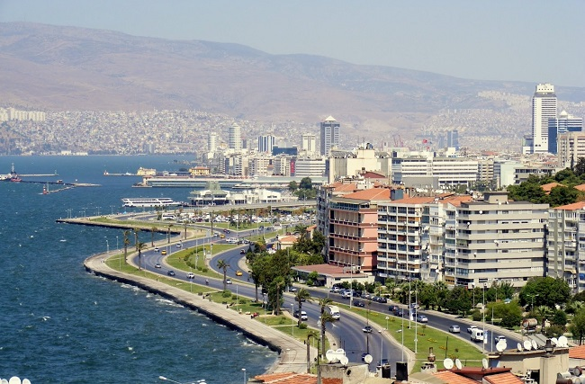 Teaching English in Izmir Turkey
