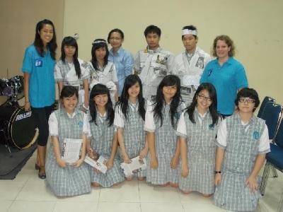 Teach English in Indonesia TEFL