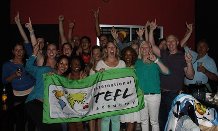International TEFL Academy Alumni Gather in Costa Rica