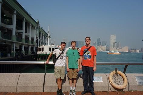 Armand Diab HongKong Harbor