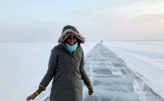 Teaching English in Yakutsk, Russia: Alumni Q&A with Kristine Bolt