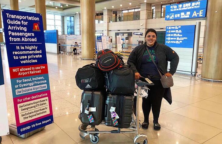 How Was Traveling to South Korea During the COVID-19 Pandemic