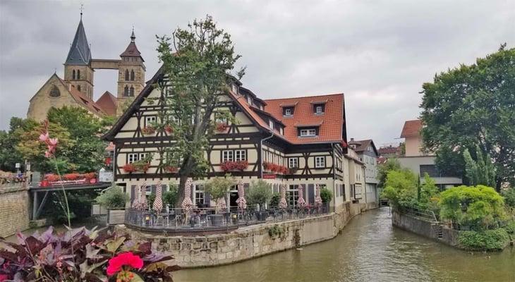 Teaching English in Esslingen Am Neckar, Germany: Alumni Q&A with Kalen Morgenstern Diaz
