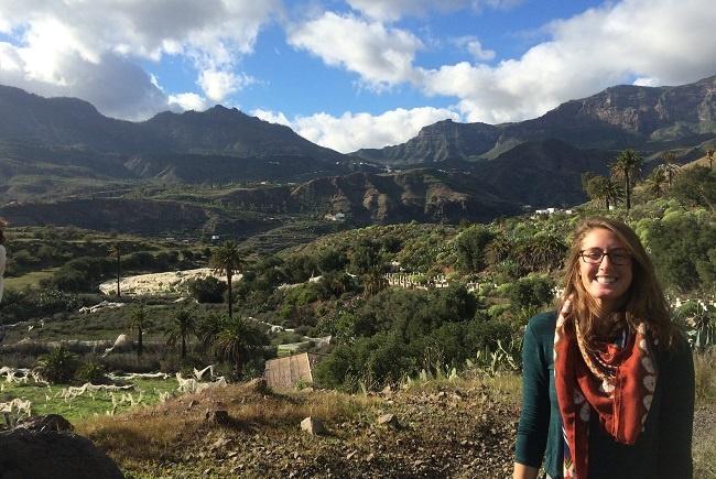 Teaching English in Las Palmas de Gran Canaria, Spain: Alumni Q&A with Lauren Turner