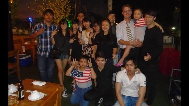 Teaching English in Ho Chi Minh City, Vietnam: Alumni Q&A with Alan Polasky