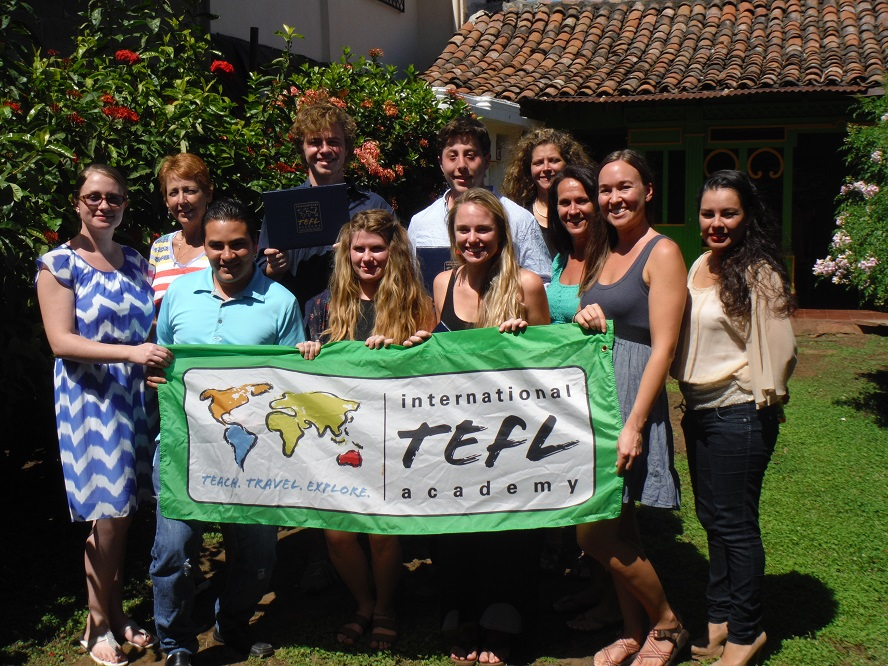 International TEFL Academy - International TEFL Classes Accreditation