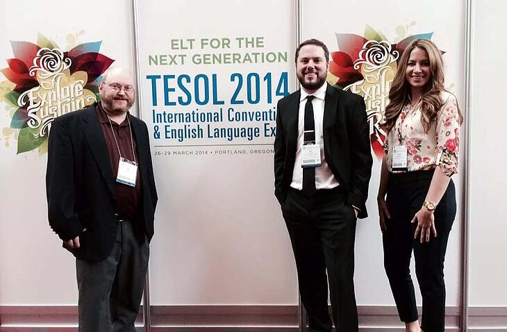 Report from TESOL 2014: 1.5 Billion English Learners Worldwide