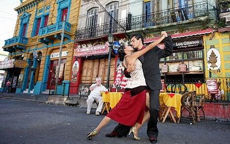 Valentnes in Buenos Aires