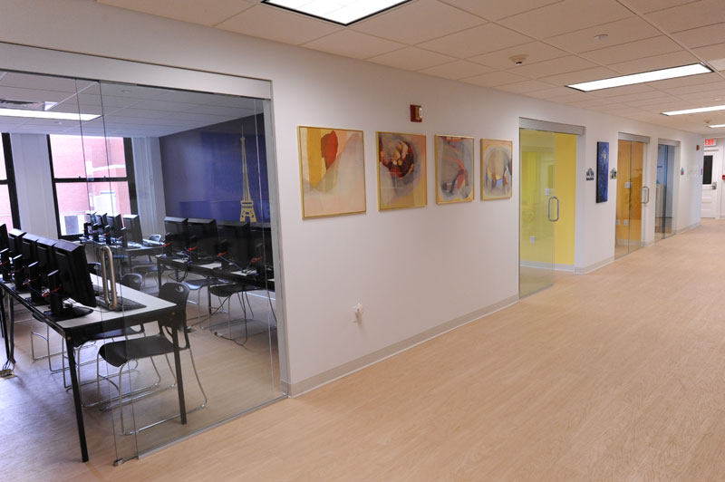 Boston TEFL class office