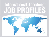 International teaching job profiles