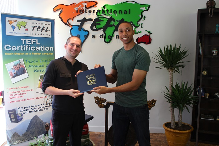 TEFL Certification - International TEFL Academy