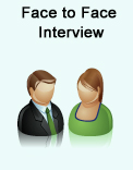 english teaching interviews: face to face in country