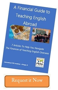 finanical guide to teaching english abroad angle get it now B 200w