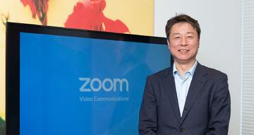 離れた場所でも「お互いの顔を見るコミュニケーション」、あたりまえの世界に——Zoom Video Communications 日本法人のカントリーゼネラルマネージャー・佐賀文宣氏に聞く「DX時代の働き方とZoomの世界観」