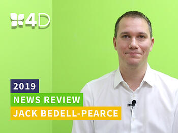 4D's Christmas Message: 2019 in Review