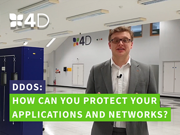 How to protect against DDoS: protect your applications and networks